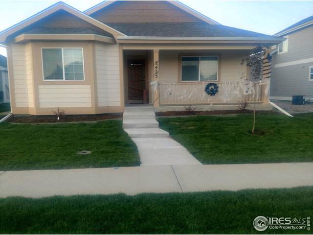 2425 Shooting Star Way, Evans, CO 80620 (MLS #899239) :: Kittle Real Estate