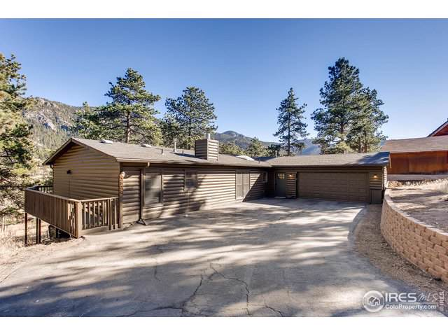 2806 Aspen Ln, Estes Park, CO 80517 (MLS #899243) :: Keller Williams Realty