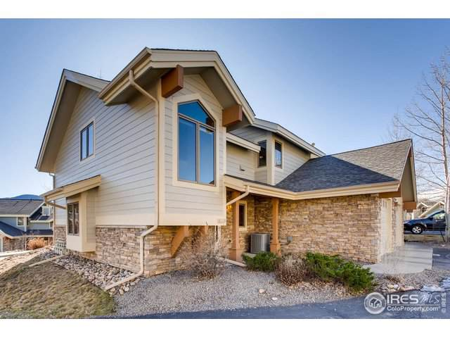 885 Crabapple Ln, Estes Park, CO 80517 (MLS #899244) :: Keller Williams Realty