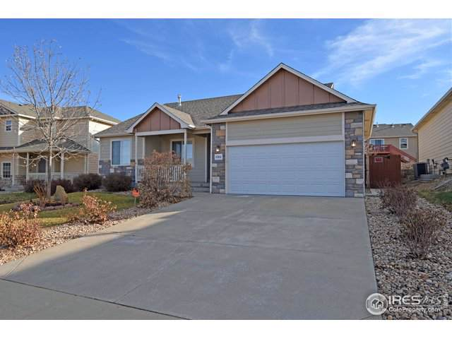 8704 18th St, Greeley, CO 80634 (#899248) :: The Margolis Team