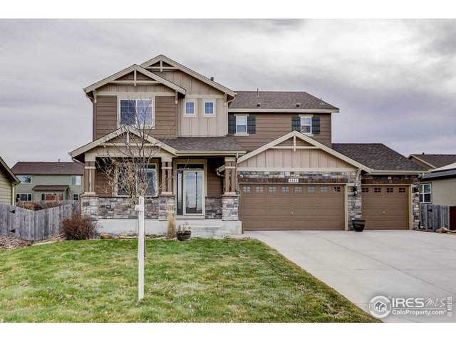8528 Raspberry Dr, Frederick, CO 80504 (MLS #899252) :: June's Team