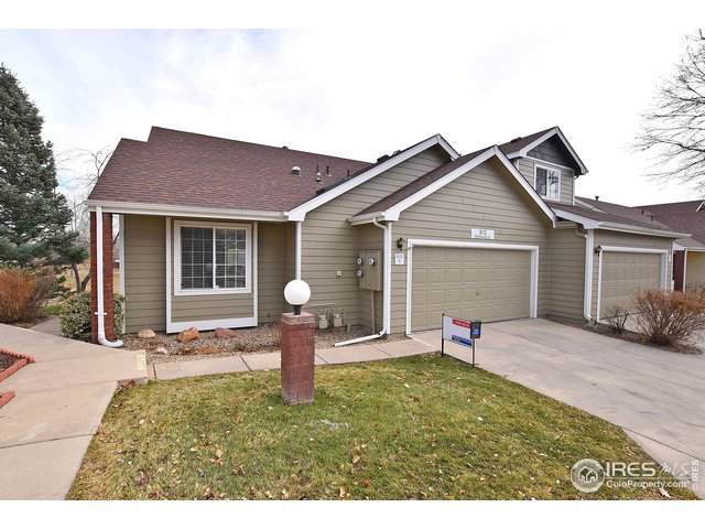 912 Richmond Dr #1, Fort Collins, CO 80526 (MLS #899253) :: Hub Real Estate