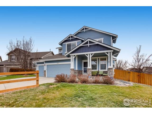 102 Plover Way, Johnstown, CO 80534 (MLS #899275) :: Hub Real Estate