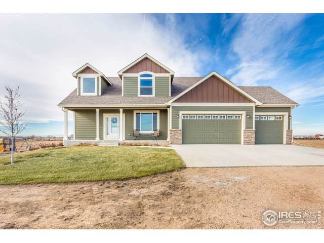 27834 County Road 62, Greeley, CO 80631 (MLS #899277) :: Hub Real Estate