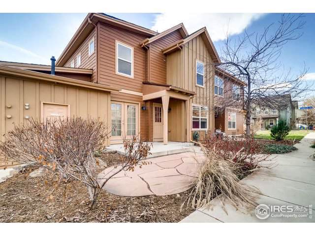4591 Sunnyside Pl D, Boulder, CO 80301 (#899279) :: The Margolis Team