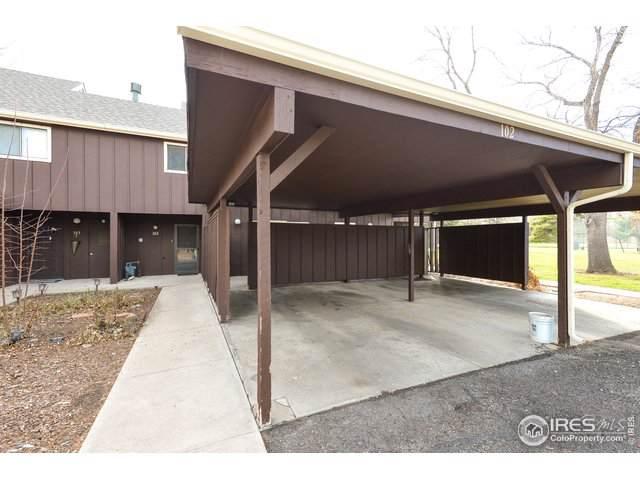 809 E Drake Rd #102, Fort Collins, CO 80525 (MLS #899280) :: Hub Real Estate