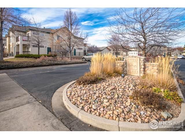 3002 W Elizabeth St 1E, Fort Collins, CO 80521 (MLS #899287) :: Hub Real Estate