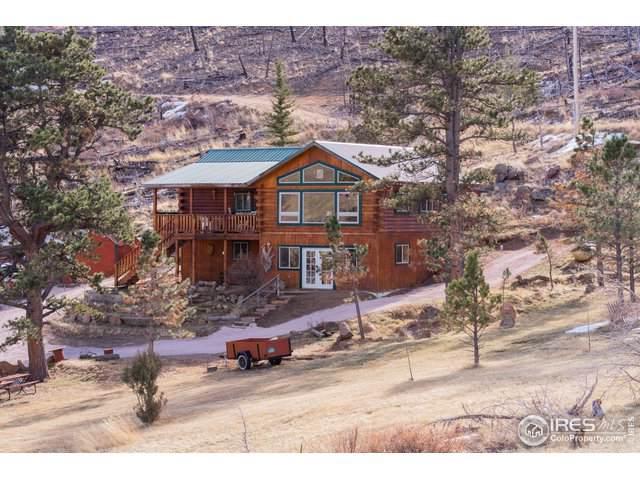 67 Smokey Mountain Ct, Livermore, CO 80536 (MLS #899305) :: Re/Max Alliance