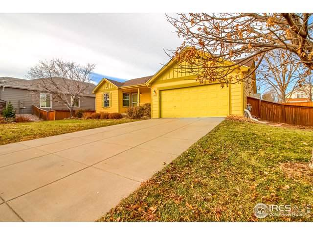 507 Americana Rd, Longmont, CO 80504 (MLS #899307) :: 8z Real Estate