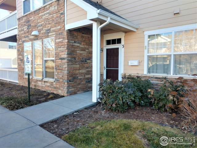 3740 Ponderosa Ct #3, Evans, CO 80620 (MLS #899309) :: Hub Real Estate