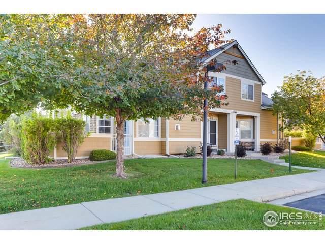 805 Summer Hawk Dr #55, Longmont, CO 80504 (MLS #899318) :: Colorado Home Finder Realty