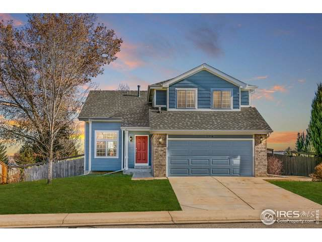 2974 Golden Eagle Cir, Lafayette, CO 80026 (#899325) :: The Margolis Team