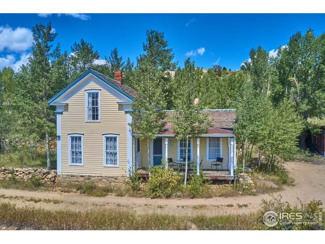 234 E 6th High St, Central City, CO 80427 (#899334) :: The Peak Properties Group