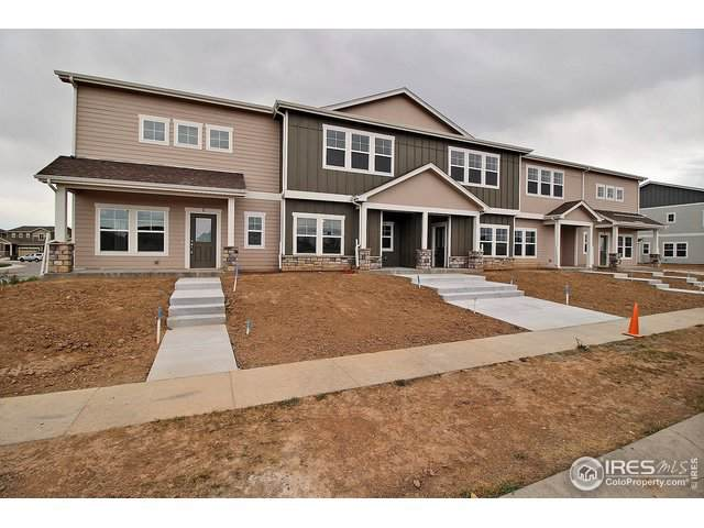 827 Winding Brook Dr, Berthoud, CO 80513 (#899348) :: The Margolis Team