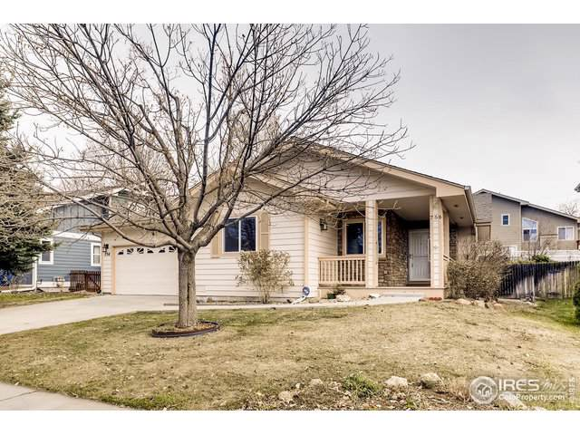 756 Brookside Dr, Longmont, CO 80504 (MLS #899357) :: Colorado Real Estate : The Space Agency