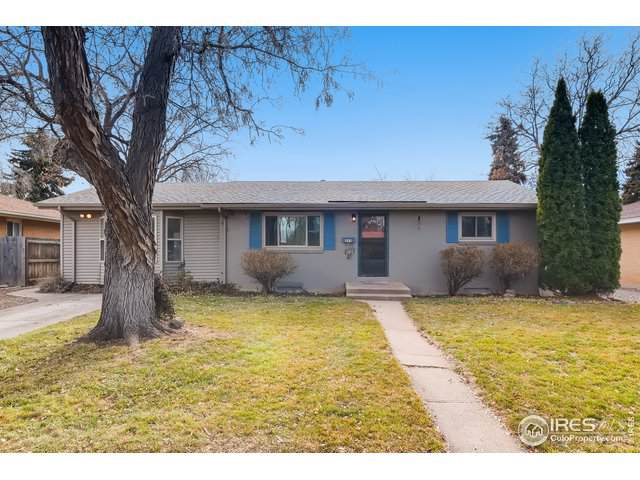525 Columbia Rd, Fort Collins, CO 80525 (MLS #899358) :: Colorado Home Finder Realty