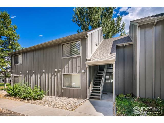 705 E Drake Rd S6, Fort Collins, CO 80525 (MLS #899367) :: Colorado Real Estate : The Space Agency