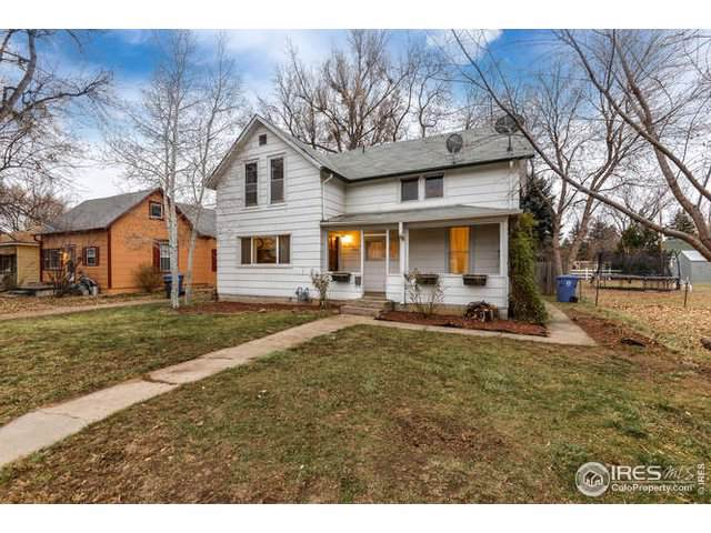 1006 E 2nd St, Loveland, CO 80537 (MLS #899377) :: Colorado Home Finder Realty