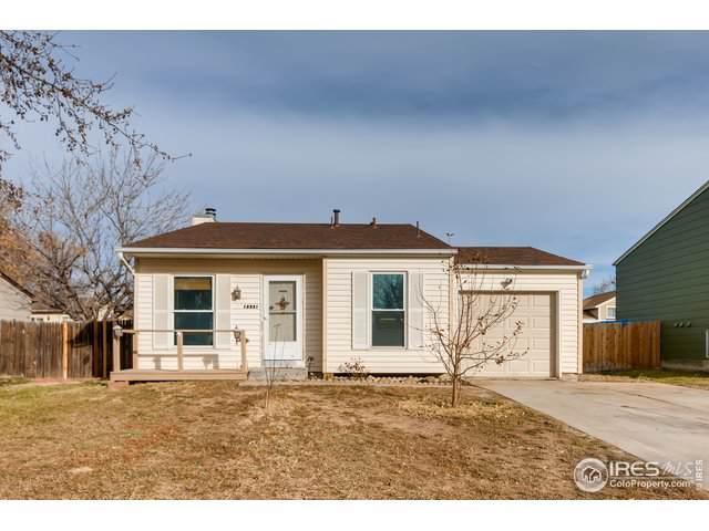 18881 E 22nd Dr, Aurora, CO 80011 (MLS #899383) :: Hub Real Estate