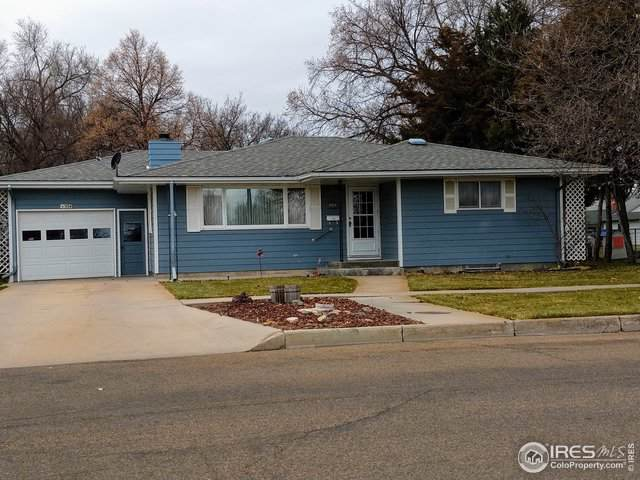 534 S Morlan Ave, Holyoke, CO 80734 (MLS #899386) :: J2 Real Estate Group at Remax Alliance