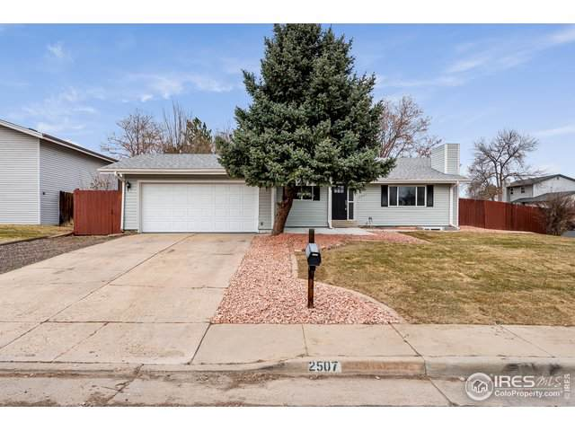 2507 W 133rd Cir, Broomfield, CO 80020 (MLS #899387) :: Colorado Home Finder Realty