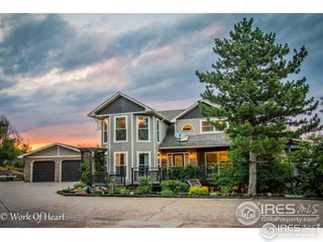6012 Blue Spruce Dr, Bellvue, CO 80512 (MLS #899405) :: Downtown Real Estate Partners