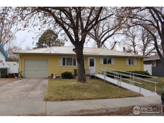 111 Cherry St, Fort Morgan, CO 80701 (MLS #899407) :: Downtown Real Estate Partners