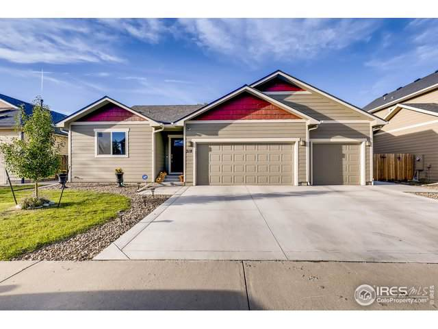 319 Brophy Ct, Frederick, CO 80530 (MLS #899409) :: Keller Williams Realty