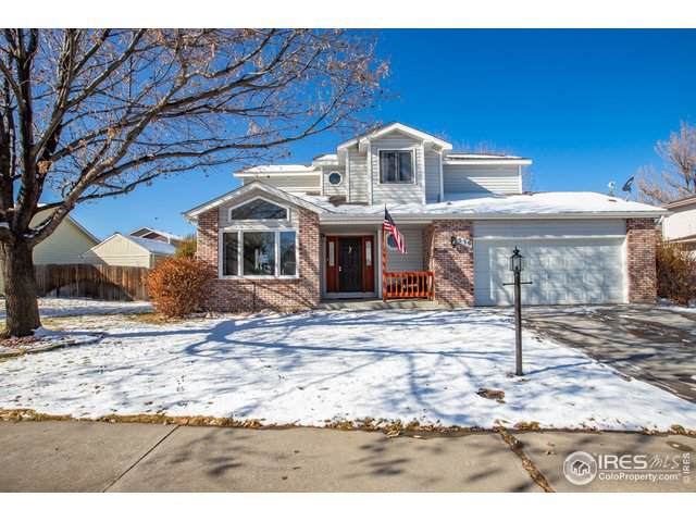 539 Johnson Ave, Loveland, CO 80537 (MLS #899412) :: Downtown Real Estate Partners