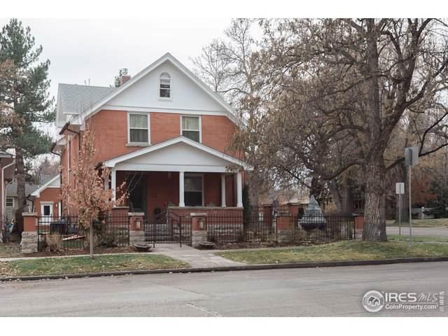 731 W Olive St, Fort Collins, CO 80521 (MLS #899416) :: Hub Real Estate
