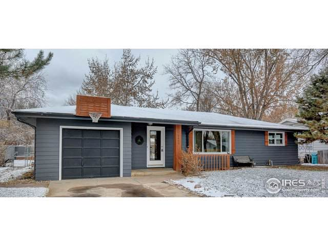 1405 Stover St, Fort Collins, CO 80524 (#899417) :: The Margolis Team
