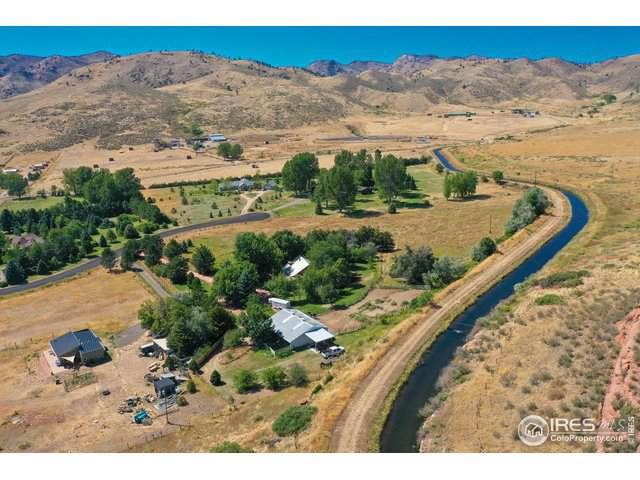 6520 Placer Ct, Bellvue, CO 80512 (MLS #899418) :: 8z Real Estate