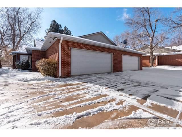 2700 Stanford Rd #35, Fort Collins, CO 80525 (MLS #899419) :: Hub Real Estate