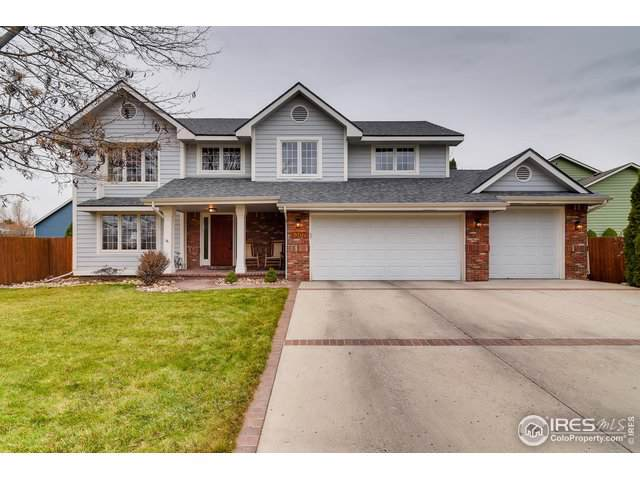 6307 Buchanan St, Fort Collins, CO 80525 (#899420) :: The Margolis Team