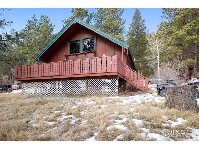 97 Cedar Dr, Lyons, CO 80540 (#899428) :: The Peak Properties Group