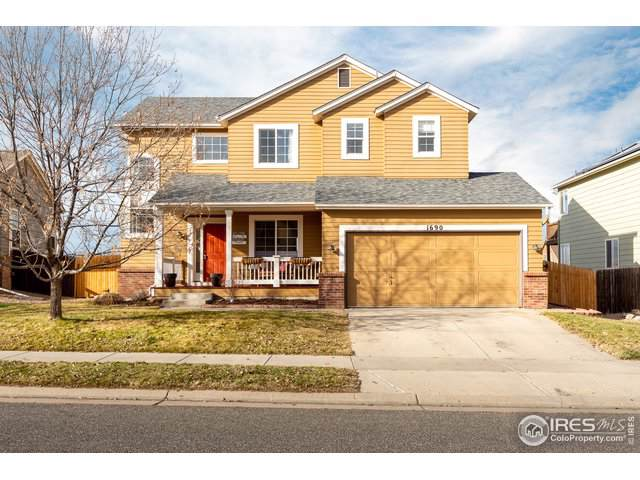 1690 Daily Dr, Erie, CO 80516 (MLS #899440) :: Hub Real Estate