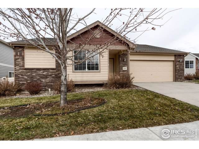 1265 W 50th St, Loveland, CO 80538 (#899442) :: The Peak Properties Group