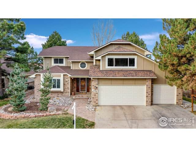 1153 Oakhurst Dr, Broomfield, CO 80020 (MLS #899470) :: June's Team