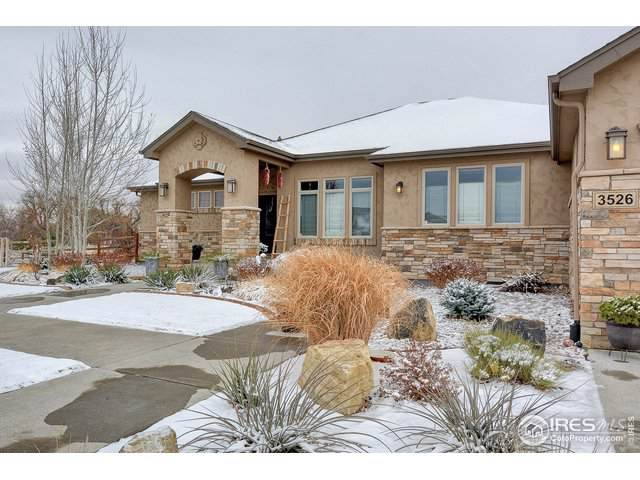 3526 Hearthfire Dr, Fort Collins, CO 80524 (MLS #899497) :: 8z Real Estate