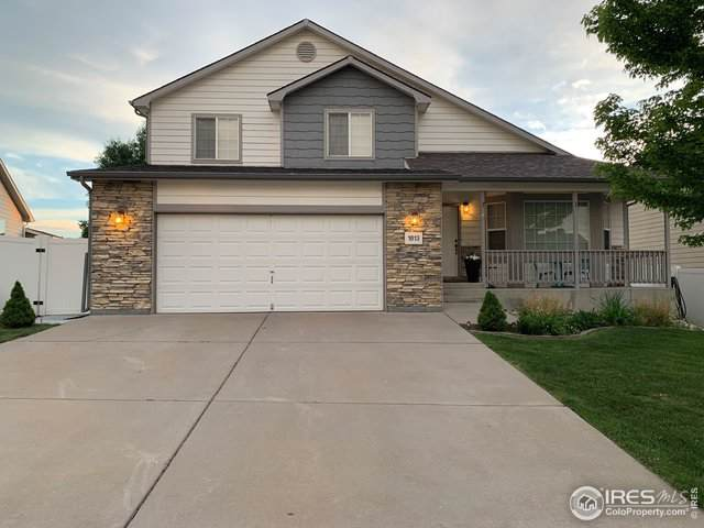 1813 85th Ave Ct, Greeley, CO 80634 (MLS #899509) :: 8z Real Estate