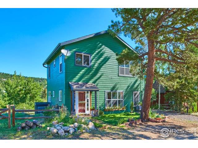 149 W Boulder St, Nederland, CO 80466 (MLS #899518) :: Tracy's Team