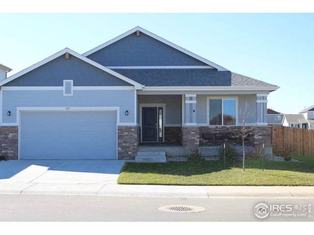 693 Settlers Dr, Milliken, CO 80543 (MLS #899534) :: Hub Real Estate