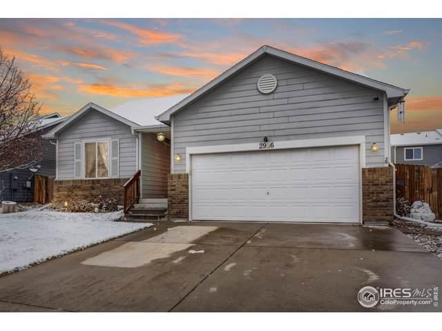 2936 Arbor Ave, Greeley, CO 80631 (MLS #899551) :: Colorado Home Finder Realty