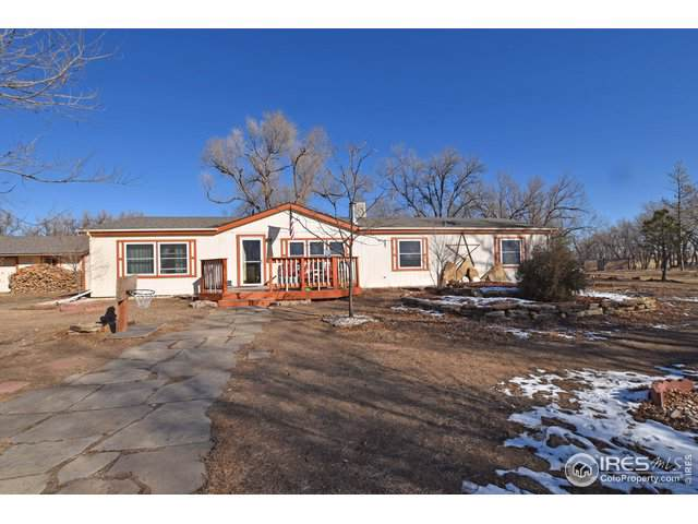 49250 County Road 29 1/2, Nunn, CO 80648 (MLS #899553) :: Tracy's Team