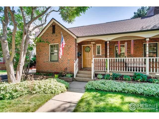 913 3rd Ave, Longmont, CO 80501 (MLS #899559) :: 8z Real Estate