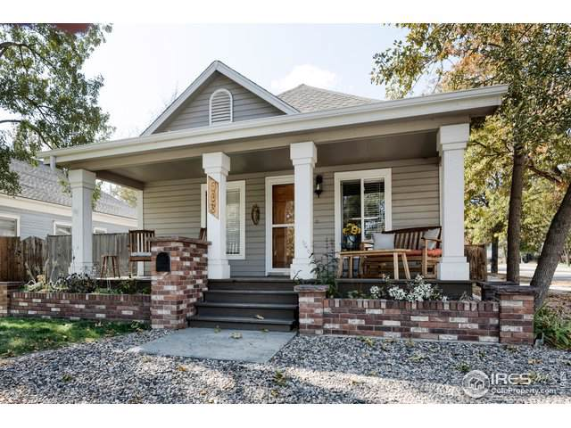 503 Whedbee St, Fort Collins, CO 80524 (MLS #899571) :: Keller Williams Realty