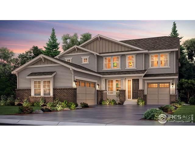 2439 Tyrrhenian Cir, Longmont, CO 80504 (MLS #899580) :: 8z Real Estate