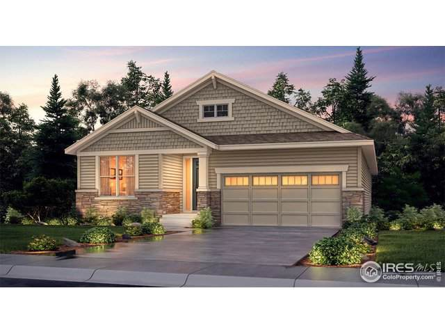 2476 Tyrrhenian Cir, Longmont, CO 80504 (MLS #899582) :: Downtown Real Estate Partners