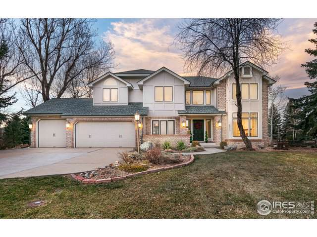 6933 Springhill Dr, Niwot, CO 80503 (MLS #899596) :: 8z Real Estate