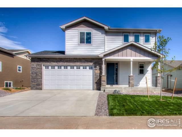 141 E Ilex Ct, Milliken, CO 80543 (MLS #899610) :: 8z Real Estate